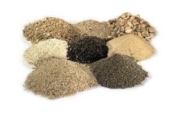 Сыпучие строительные материалы. Песок, гравий, керамзит можно купить на Стройсматом. Стройсматом - первый строительный интернет-рынок.
