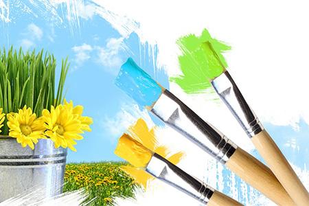 Экологически чистые краски | Блог Стройсматом | Первый строительный интернет-рынок