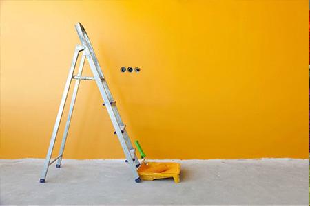 Краска для внутренних работ | Блог Стройсматом | Первый строительный интернет-рынок