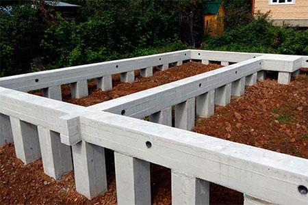 Как рассчитать бетон для фундамента | Блог Стройсматом | Первый строительный интернет-рынок
