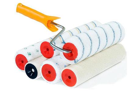Инструменты для покраски - Валики | Блог Стройсматом | Первый строительный интернет-рынок