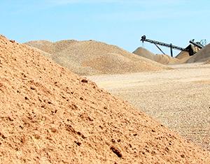 Нерудные материалы. Песок строительный, мытый или сеяный можно выбрать и купить на Стройсматом. Стройсматом - первый строительный интернет-рынок.