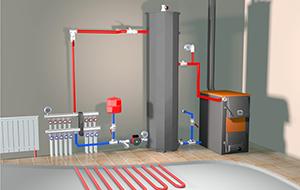 Водяное и воздушное отопление. Товары для обустройства отопления в доме или квартире можно купить на Стройсматом. Стройсматом - первый строительный интернет-рынок.