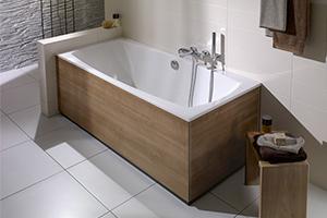 Чугунные, стальные, акриловые ванны с доставкой на Стройсматом.