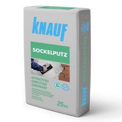 Штукатурка цементная Кнауф Зокельпутц УП 310 25 кг