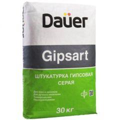 Штукатурка гипсовая Dauer Gipsart серая 30 кг