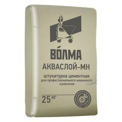 Штукатурка цементная Волма Акваслой МН 25 кг