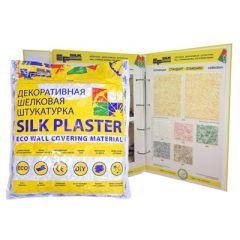 Шёлковая декоративная штукатурка Silk Plaster Стандарт 014