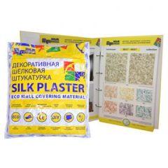 Шёлковая декоративная штукатурка Silk Plaster Вест 934