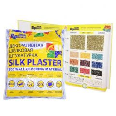 Шёлковая декоративная штукатурка Silk Plaster Ист 960
