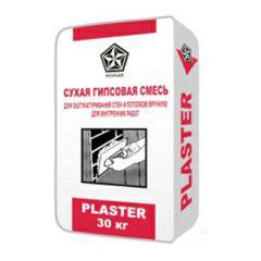 Штукатурка гипсовая Русеан Пластер 30 кг