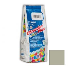 Затирка цементная Mapei Ultracolor Plus №112 серая 2 кг