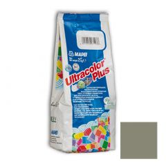 Затирка цементная Mapei Ultracolor Plus №113 темно-серая 2 кг
