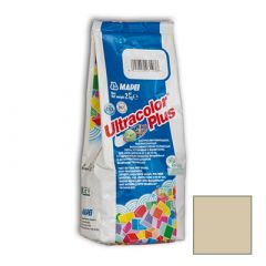 Затирка цементная Mapei Ultracolor Plus №132 бежевая 2 кг