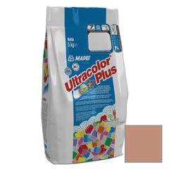 Затирка цементная Mapei Ultracolor Plus №161 лилово-розовая 5 кг