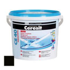 Затирка цементная Ceresit CE 40 Aquastatic Графит №16 2 кг