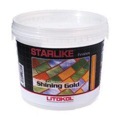 Добавка для затирок Litokol Starlike Shining Gold 0,2 кг