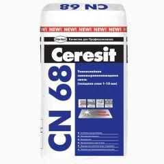 Ровнитель для пола Ceresit CN 68 25 кг