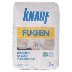 Шпатлевка гипсовая Кнауф Фуген 5 кг