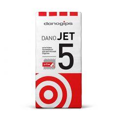 Шпатлевка полимерная DANO JET 5 выравнивающая 25 кг
