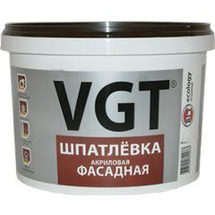 Шпатлевка акриловая VGT фасадная 18 кг