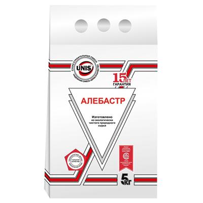 Алебастр Юнис 5 кг
