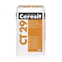 Шпатлевка цементно-известковая Ceresit CT 29 5 кг