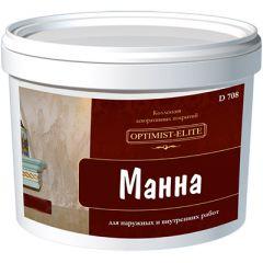 Декоративное покрытие Оптимист Манна Элит D708 15 кг