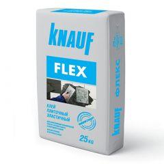 Клей для плитки и природного камня Кнауф Флекс 25 кг