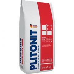 Клей для плитки Плитонит B 5 кг