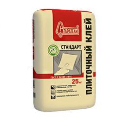 Клей для плитки Старатели Стандарт 25 кг