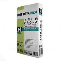 Клей для крупногабаритных плит Hastenmix PRO-A 25 кг