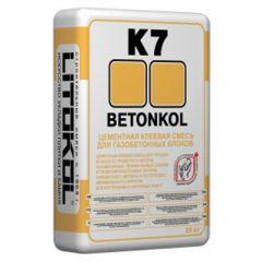 Клей для плитки Litokol Betonkol K7 25 кг