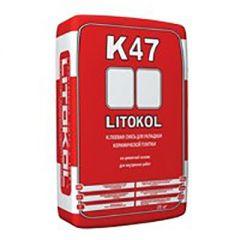 Клей для плитки Litokol Litoflex K47 25 кг