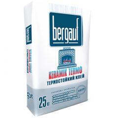Клей для плитки Bergauf Keramik Termo Термостойкий 25 кг
