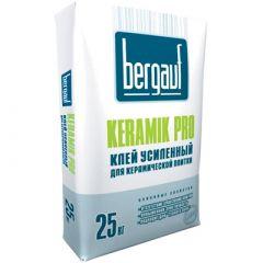 Клей для плитки Bergauf Keramik Pro Усиленный 25 кг