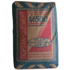 Портландцемент М-500 40 кг