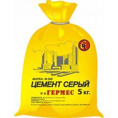 Цементная смесь Гермес М 500 серая 5 кг
