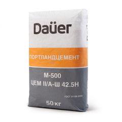 Портландцемент Dauer М-500 50 кг