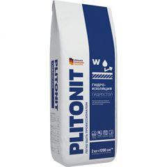 Смесь цементная Плитонит Гидростоп быстродействующая 2 кг