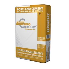 Смесь цементная Евроцемент М-400 50 кг