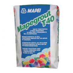 Смесь цементная Mapei Mapegrout T40 быстродействующая безусадочная 25 кг
