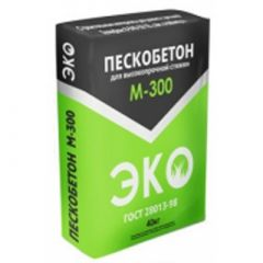 Пескобетон Орион ЭКО М-150 40 кг