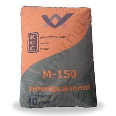 Смесь сухая универсальная Финстрой (КСС) М-150 40 кг