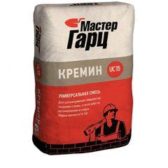 Смесь цементная Мастер Гарц Кремин UC15 50 кг