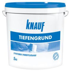 Грунтовка Кнауф Тифенгрунд 5 кг