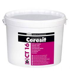 Грунтовка Ceresit СТ 16 под декоративные штукатурки 10 л
