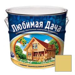 Защитно-декоративное покрытие Рогнеда Любимая Дача для древесины Сосна 2,7 л