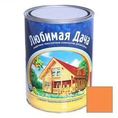Защитно-декоративное покрытие Рогнеда Любимая Дача для древесины Орегон 0,75 л