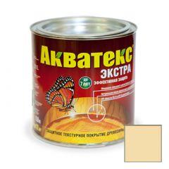 Защитно-декоративное покрытие Акватекс Экстра для древесины прозрачный 0,8 л